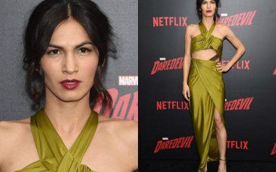 """Élodie Yung de Daredevil: """"me enorgullece interpretar a Elektra"""""""